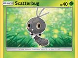 Scartterbug (Sol y Luna: Luz Prohibida TCG)