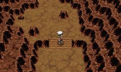 Cueva espejismo Pueblo Oromar