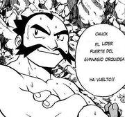 Chuck manga