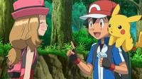EP811 Ash y Serena