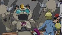 EP814 Robot Meowth