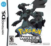 Pokémon White carátula US
