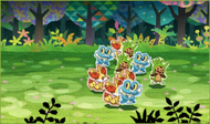 BOT&1000P Horda con pocos Pokémon