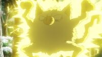 EP1104 Pikachu Rayo