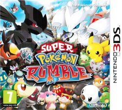 Pokemon rumble blast box-art
