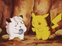 EP006 Pikachu y Clefairy