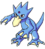 Golduck (anime SO)