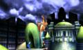 Charizard usando vuelo elevado SSB4 3DS