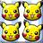Icono Pokémon Shuffle Mobile