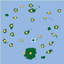 Isla sin nombre 1 mapa
