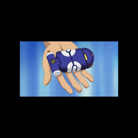 Modelo nuevo de Pokégear/Poké móvil de <a href=