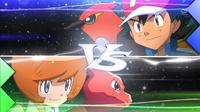 EP889 Ash vs Trovato