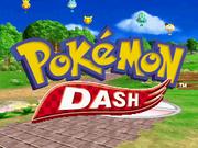 Pantalla Pokémon Dash