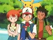 EP140 Ash consultando la Pokédex