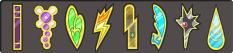 Pokémon Negro 2 y Blanco 2 - Medallas de Gimnasio.jpg large