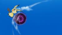 EP955 Mimikyu usando bola sombra