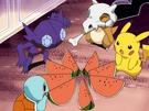 PK09 Sableye, Cubone, Pikachu, Squirtle