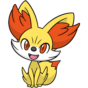 Fennekin (dream world)