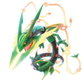 Mega-Rayquaza (Pokkén Tournament)