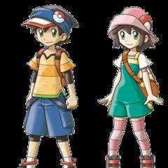 Los protagonistas del juego.
