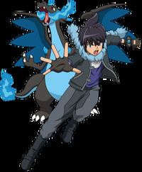 Alain (anime XY) 2
