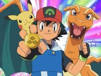 EP413 ¡Ash ha ganado el símbolo del Conocimiento!