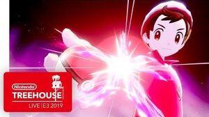 ESPESC Nintendo Treehouse E32019 Pokémon·Espada y Pokémon Escudo