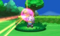 Meteorobola fuego XY