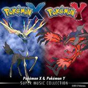 Pokémon X & Pokémon Y - Super Music Collection