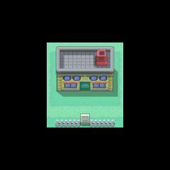 Laboratorio (exterior) en Oro HeartGold y Plata SoulSilver.