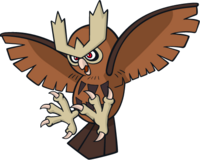 Noctowl (dream world)