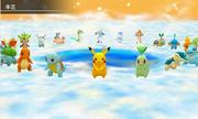PMMM Selección Pokémon inicial