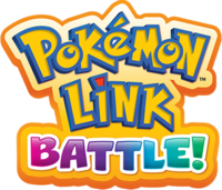 Logo Pokémon Link Battle