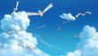 EP983 Wingulls salvajes
