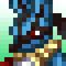 Mega-Lucario Picross