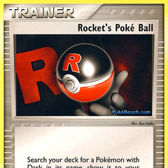Rocket Ball en el TCG.