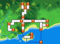 Floresta mapa juegos