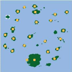 Isla sin nombre 4 mapa
