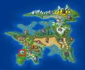 Localización Greenleaf