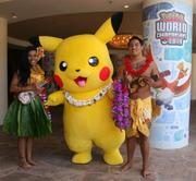 Pikachu Hawai