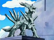 EP529 Estatua de Dialga