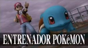 Entrenador Pokémon en el Emisario Subespacial