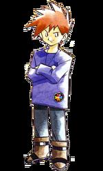 Azul (Pokémon Rojo y Azul)