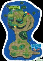 Isla Exeggutor
