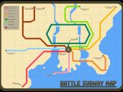 Mapa Metro De Batalla NB