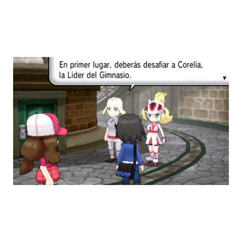 Cornelio te recomienda desafiar a su nieta Corelia.
