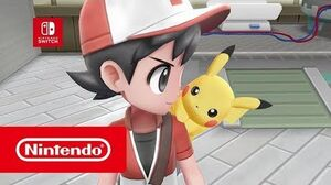 EEPP Tráiler revelación (Nintendo Switch)