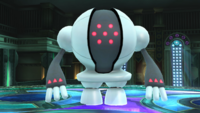 Registeel SSB4 Wii U