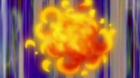 EP739 Heatmor usando pirotecnia