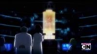 P16 Mewtwo en un laboratorio